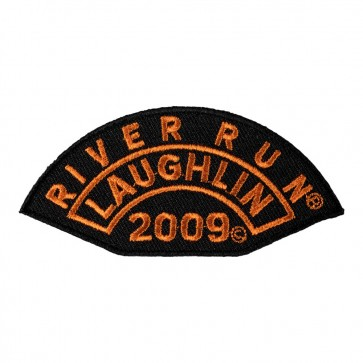 27th Annual 2009 Laughlin River Run Half Moon Event Patch
