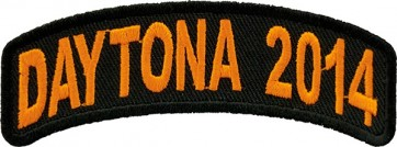 Daytona Rocker Patch