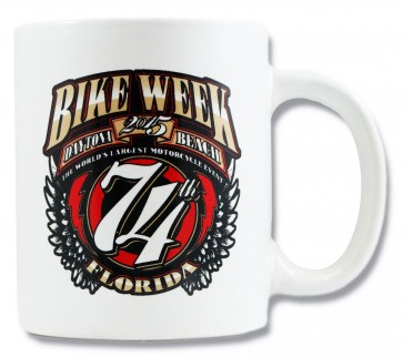 Bike Week Daytona Coffee Mug