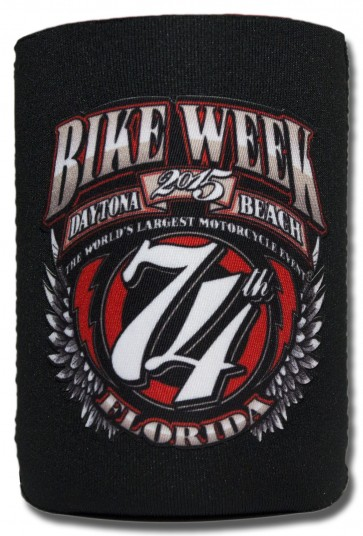 Daytona Beach Beer Can Koozie Souvenir