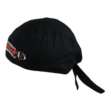2015 Sturgis 75th Anniversary Black Hills Rally Headwrap