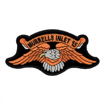 2015 Murrells Inlet Orange Eagle Sew On Event Patch
