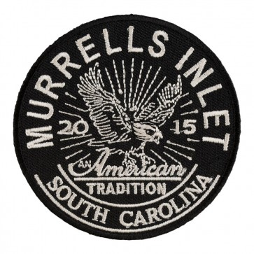 2015 Murrells Inlet American Tradition Eagle Embroidered Event Patch
