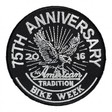 2016 Daytona Bike Week American Tradition Eagle Event Patch