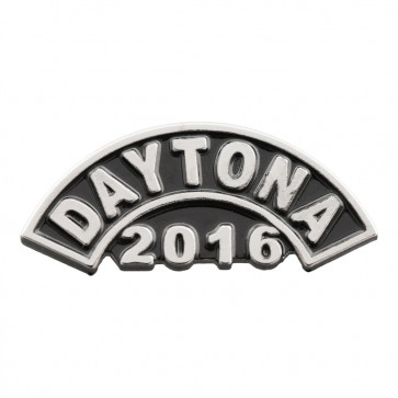 75th Daytona Beach Bike Week 2016 Rocker Event Pin