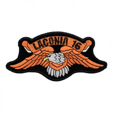 2016 Laconia Orange Eagle Annual Event Patch