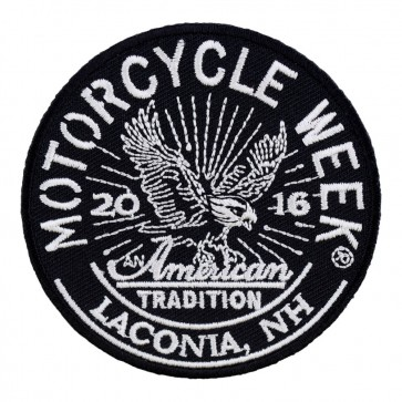 93rd Annual Laconia American Tradition Eagle Event Patch