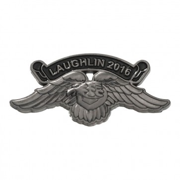 34th Anniversary 2016 Laughlin Downwing Eagle Event Pin