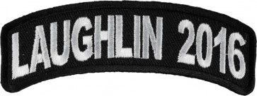 34th Annual 2016 Laughlin White Rocker Event Patch