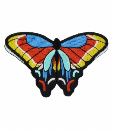Exotic Shaped Butterfly Patch, Butterfly Patches