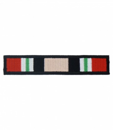 Iraqi Freedom Service Ribbon Patch, Military Patches