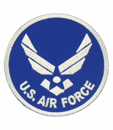 U.S. Air Force Wings Logo, Military Patches