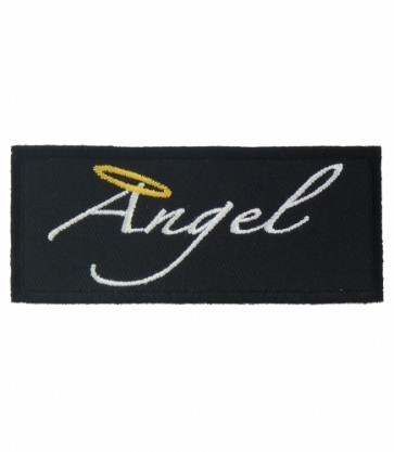 Angel Script & Halo Patch, Ladies Patches