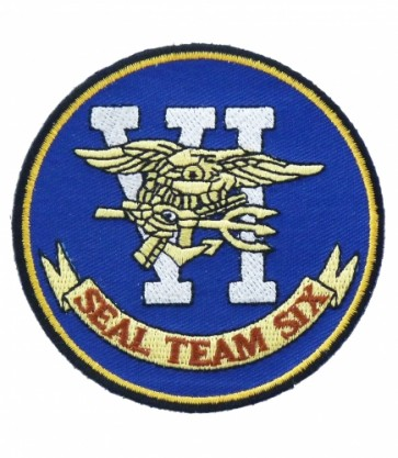 U.S. Navy Seal Team 6 Patch, Navy Seal Patches