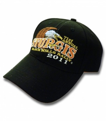 2011 Sturgis Black Hills Rally Eagle Event Hat