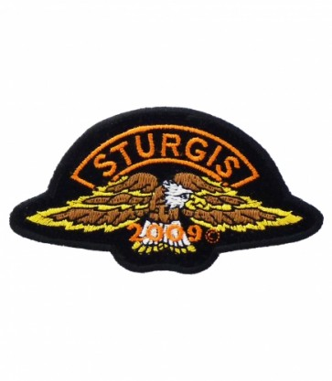 Sturgis 2009 Motorcycle Rally Eagle Event Patch