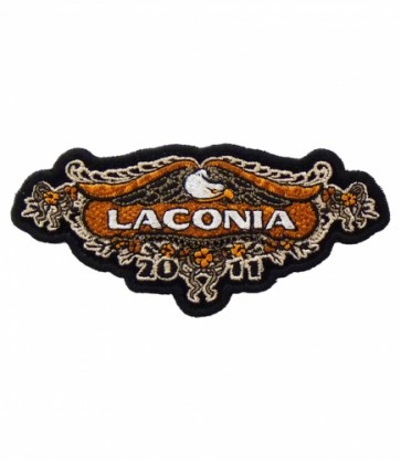 Laconia 2011 Motorcycle Week Golden Eagle Patch