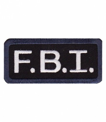 FBI Patch, Police & Law Enforcement Patches