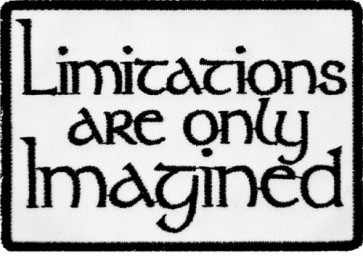 Limitations Are Only Imagined Patch, Motivational Patches