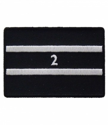 2nd Amendment Supporter Flag Patch, Patriotic Patches