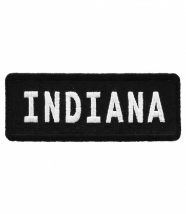 Indiana State Patch, 50 United States Patches