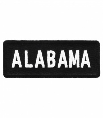 Alabama State Patch, 50 United States Patches