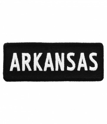 Arkansas State Patch, 50 United States Patches