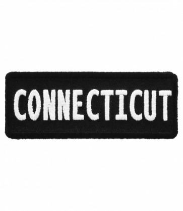 Connecticut State Patch, 50 United States Patches