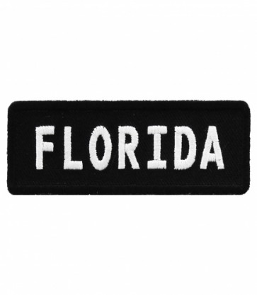 Florida State Patch, 50 United States Patches