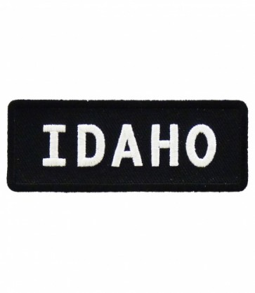 Idaho State Patch, 50 United States Patches