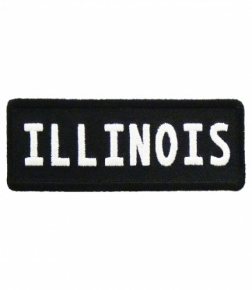 Illinois State Patch, 50 United States Patches