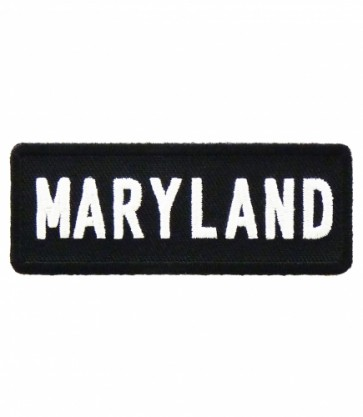Maryland State Patch, 50 United States Patches
