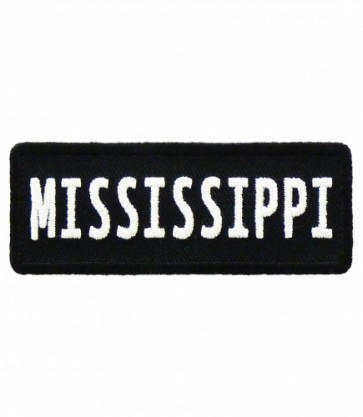 Mississippi State Patch, 50 United States Patches
