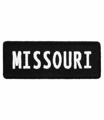 Missouri State Patch, 50 United States Patches