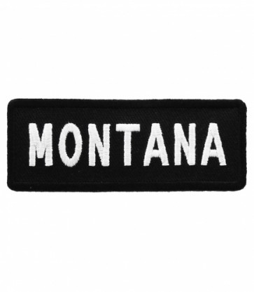 Montana State Patch, 50 United States Patches