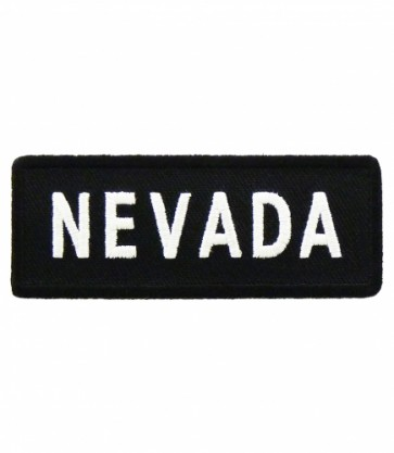 Nevada State Patch, 50 United States Patches