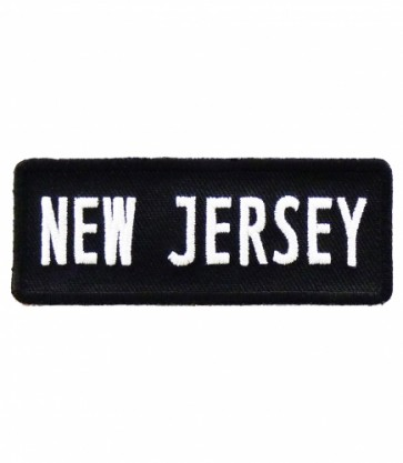 New Jersey State Patch, 50 United States Patches
