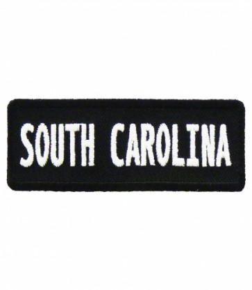 South Carolina State Patch, 50 United States Patches