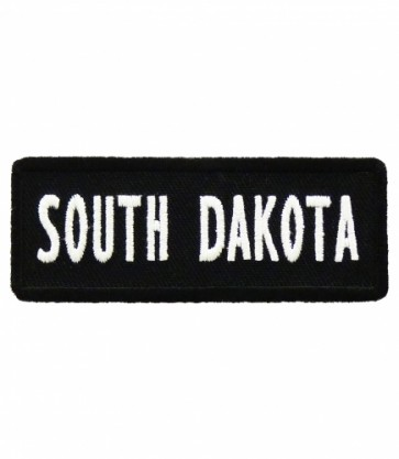 South Dakota State Patch, 50 United States Patches