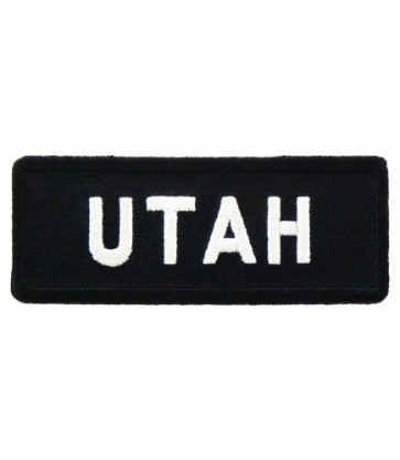 Utah State Patch, 50 United States Patches