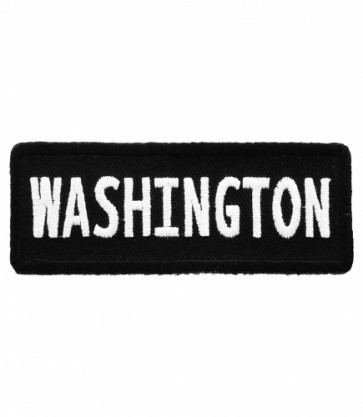 Washington State Patch, 50 United States Patches