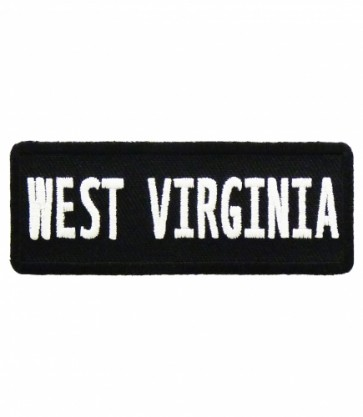 West Virginia State Patch, 50 United States Patches
