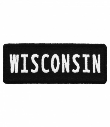 Wisconsin State Patch, 50 United States Patches