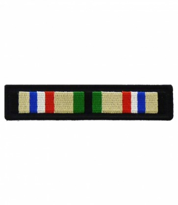 Gulf War Service Ribbon Patch, Military Patches
