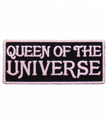 Queen of The Universe Patch, Ladies Patches