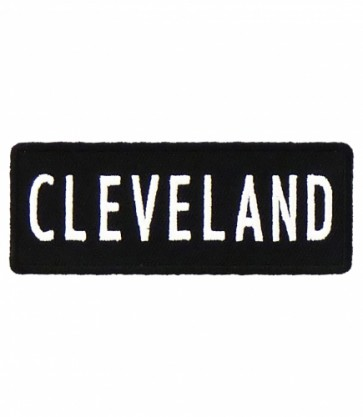 Cleveland Ohio Patch, Major US City Patches