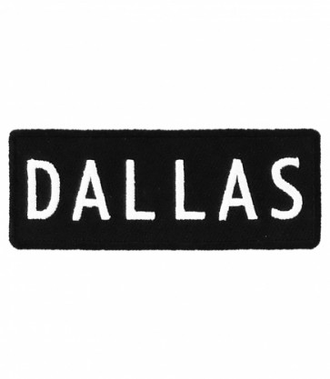 Dallas Texas Patch, Major US City Patches