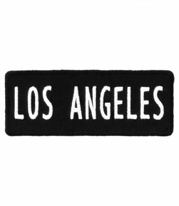 Los Angeles California Patch, Major US City Patches