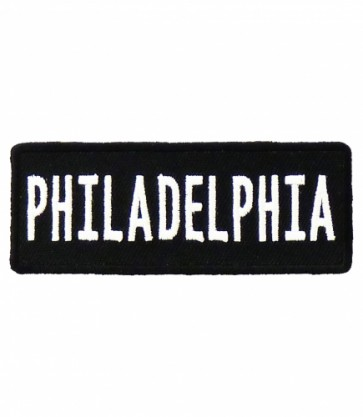 Philadelphia Pennsylvania Patch, Major US City Patches