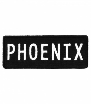 Phoenix Arizona Patch, Major US City Patches